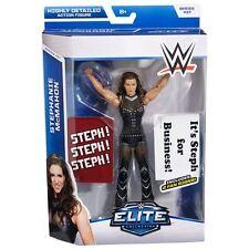 WWE stephanie mcmahon elite collection série 37 MATTEL action figure rare