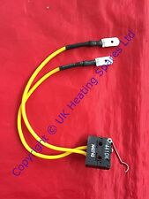 Flavel Calypso Brass Black & Plus SC Gas Fire Microswitch & Leads 750-15600
