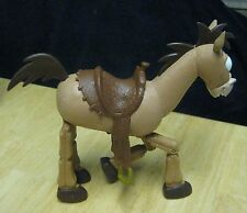 "Disney Toy Story Kicking Galloping Motion ""Bullseye"" Horse Action Figure Doll"