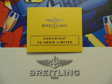 BREITLING PILOT DIVER WATCH INSTRUCTION MANUAL BOOK GUIDE BOOKLET SO 46 DEFENSE