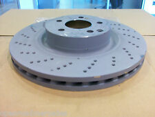 OEM GENUINE MERCEDES BENZ NEW FRONT BRAKE ROTORS (X2) E550 4MATIC  W212