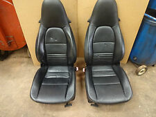 PORSCHE BOXSTER LEATHER SEATS  PORSCHE OFFICE CHAIRS  PORSCHE LEATHER SEATS  W14