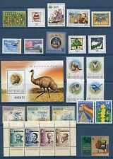 Hungary Ungarn Hongrie 2000 - Year Set - 48 Stamps and 8 Sheets, NH