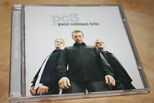 Paul Colman Trio SIGNED CD PC3 New Map of the World