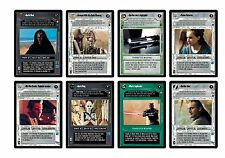 STAR WARS CCG : TATOOINE COMPLETE 90-CARD SET NO AI MINT CONDITION
