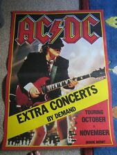 AC/DC ACDC Tour Poster - 97 x 67cm!