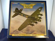 "*DR. DINKY'S* 1/144 SCALE CORGI BOEING B-17 FLYING FORTRESS ""MEMPHIS BELL"""