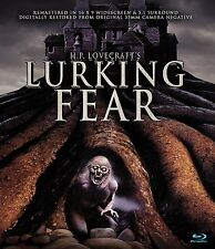LURKING FEAR di Courtney Joyner BLURAY in Inglese Remastered NEW .cp
