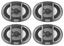 "(4) Precision Power S.573 5x7"" or 6x8"" 480 Watt 3-Way Car Audio Stereo Speakers"