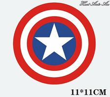 59#CAPTAIN AMERICA SHIELD Car Window Bumper Body Fuel Cap Decal Graphics Sticker