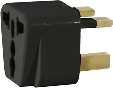 US to IRELAND Travel Adapter Plug USA/Universal EU (EUROPE) Type G Input Pack 1