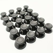 (20Pcs) Black Replacement Analogue Thumb Sticks Joystick for Xbox 360 Controller