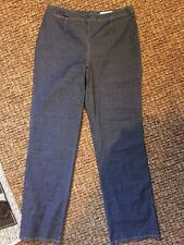 Womens ISAAC MIZRAHI for Target trouser jeans pants Size 8