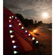 Luz empavesado - 3 metros-nuevo-Camping-Festival Caravan-alimentado por batería