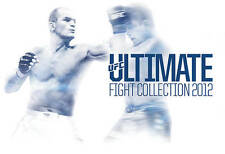 UFC: Ultimate Fight Collection 2012, Good DVD, Junior Dos Santos, Jon Jones, Fra