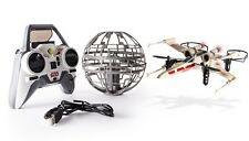 Star Wars Air Hogs X-Wing vs Death Star Rebel Assault Remote Control Drone