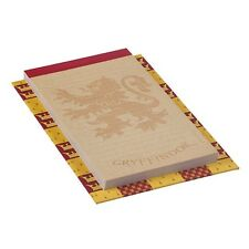 Wizarding World Harry Potter Gryffindor Magnetic Notepad Set Diagon Alley NEW