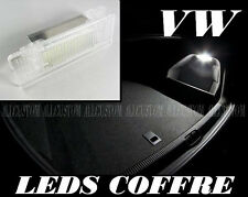 VW TRANSPORTER T5 LEDS LED SMD ECLAIRAGE INTERIEUR BLANC COFFRE MALLE EOS GOLF 6