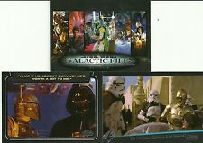 2013 Topps Star Wars Galactic Files Series 2 Set 350 Cards + Bonus Insert Cards