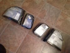 96 97 HONDA ACCORD CLEAR SONAR TAIL LIGHTS EURO TAILLIGHTS JDM EDM TAILS RARE OE