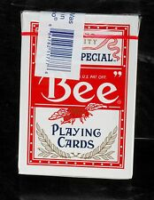 M RESORT SPA & CASINO Las Vegas Nevada Bee Playing Cards - Used Casino Deck Card