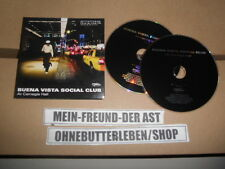 CD Ethno Buena Vista Social Club - Carnegie Hall (16 Song) Promo WORLD CIRCUIT