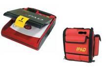 Defibrillatore semiautomatico I-PAD NF 1200 + borsa trasporto omaggio Italiano