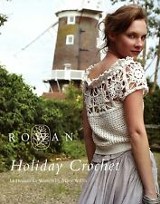 Rowan Holiday Crochet - Crochet Pattern Book - 14 Designs by Marie Wallin ZB113