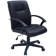 Executive Ergonomic Office Desk Durable Chair Luxury Computer Chair PU Leather