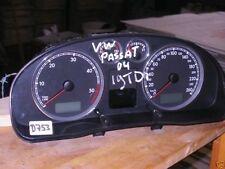 Velocímetro combi instrumento VW Passat 3b 3b0920860g la bj04