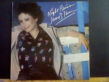 JANIS IAN  Night Rains  LP  Demo stamped cover   Great !!