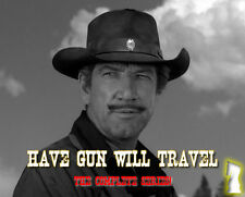 Have Gun Will Travel - OTR - COMPLETE SERIES - 1 MP3 DVD