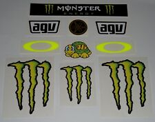 Helmet decal sticker Kit Set Valentino Rossi 2015 - tribu' dei Chihuahua VR46