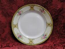 Noritake Pink Florals w/ Raised Gold: Bread Plate (s), 6.5""