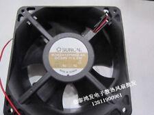 SUNON KDE2412PMS2-6A fan 120*120*38mm 2pin 5.5W DC24V #M2690 QL