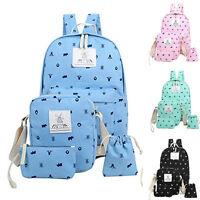 Rucksack Damenrucksack Unisex Tasche Bag Stoffrucksack Mädchen Frauen Handtasche