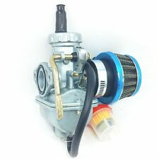 Atv Carburetor Assembly Carb w/ Air&Fuel Filter For Taotao 110cc Ata 110 B D F
