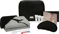 NEW LTD. ED. QANTAS 'Business Class Sleep Collection' OROTON Airline Amenity Kit