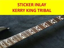STICKERS INLAY KERRY KING TRIBAL SLAYER SILVER VISIT OUR STORE WITH MORE MODELS