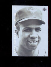 1994 UD Upper Deck FRANK ROBINSON American Epic Ken Burns Baseball Card