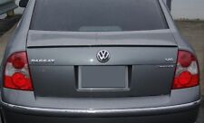 VW Passat Carbon fiber 96-04 B5 M3 Sport Rear Boot Lip Spoiler Wing UK Seller!!!