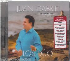 Edicion De Lujo DELUXE - Juan Gabriel CD Los Duo Includes CD + DVD BRAND NEW