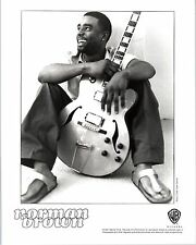 RARE Original Press Photo of Norman Brown a Smooth Jazz Guitarist and Singer