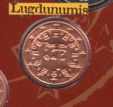 Portugal 2003 - 5 Centimes D'Euro FDC provenant du coffret 50000 BU exemplaires