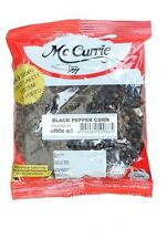 WHOLE BLACK PEPPER CORNS PEPPERCORNS 100g