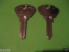 Autobianchi A 112 Abarth 79-81,  Zünd - Schlüsselrohling  Profil SIP 2