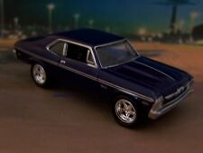 69 1969 CHEVY NOVA SS COLLECTIBLE 1/64 SCALE DIECAST MODEL DIORAMA OR DISPLAY