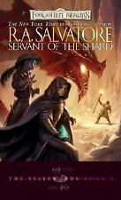 Legend of Drizzt #14/Sellswords #1: Servant of the Shard by R. A. Salvatore MM