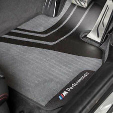BMW M Performance Front  Mats Set F2* 1 & 2 Series 51472407300 Right hand drive