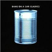 Bang On a Can Classics Music from Cheating, Lying, Stealing CD NEW